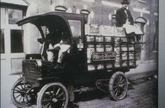 Reisch Beer Wagon 1906. Courtesy of www.reischbrewing.com