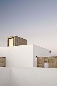 Villa Extramuros, Vora Arquitectura