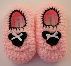Infant Minnie Mouse Inspired slippers