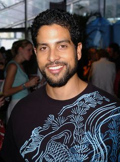 Adam Rodriguez - he *really looks like the sexy beast at work here. purrrrrr!