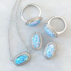 New Winter Collection Had Arrived!!! - I ❤️ the opals from Kendra Scott!!!