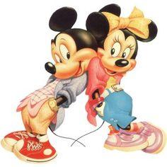 #Mickey