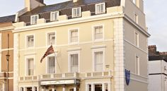 Invicta Hotel Plymouth Offering views across Hoe Park towards the sea, Invicta Hotel is centrally located in Plymouth. The property has fibre optic internet, and free WiFi is accessible throughout. Free parking is possible on site.