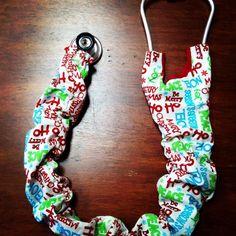Christmas Stethoscope Cover