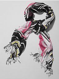 I love scarves