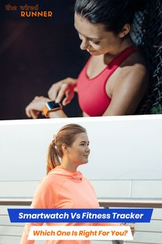 Smartwatch Vs Fitness Tracker: Which One Is Right For You? Nike Workout Gear, Workout Gear For Women, Workout Shoes, Running Workouts, Running Tips, Fun Workouts, Interval Cardio, Cardio Routine, Beginners Cardio