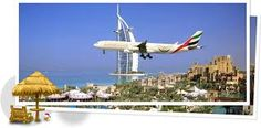 Book Cheap Tickets to Dubai only at Global Air Travel UK. We offer cheap price Tickets for Dubai and Online Hotel Booking Services in Dubai.