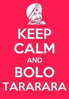 Keep Calm and Bolo Tararara Sarcastic Quotes, Funny Quotes, Punjabi Attitude Quotes, Punjabi Jokes, Funny Instagram Captions, Funny Dialogues, Desi Humor, Swag Quotes, Quotes That Describe Me