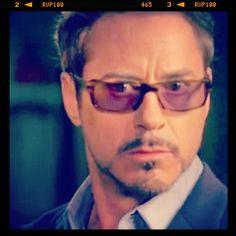 Robert Downey Jr. Wearing Matsuda Eyewear