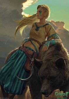 View an image titled 'Gedyneith Flaminica Art' in our Gwent: The Witcher Card Game art gallery featuring official character designs, concept art, and promo pictures. Fantasy Girl, Chica Fantasy, Fantasy Women, Fantasy Warrior, Woman Warrior, Anime Fantasy, Fantasy Male, Fantasy Dragon, Fantasy Character Design