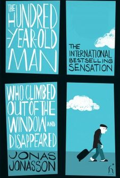 Shelleyrae reviews The One Hundred Year Old Man Who Climbled out the Window and Disappeared by Jonas Jonasson.