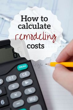 New year, new home, right? As we all start working on our resolutions and goals, many are considering remodeling this year. One important thing to take into consideration is your budget. Remodeling Costs, Home Remodeling Diy, Basement Remodeling, Bathroom Remodeling, Basement Ideas, Cheap Renovations, Home Renovation Costs, Dark Basement, Home Remodel Costs