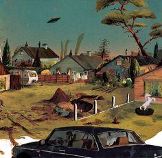 Memories of a Suburban Utopia | Anton Van Hertbruggen