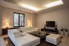 indirecte verlichting woonkamer