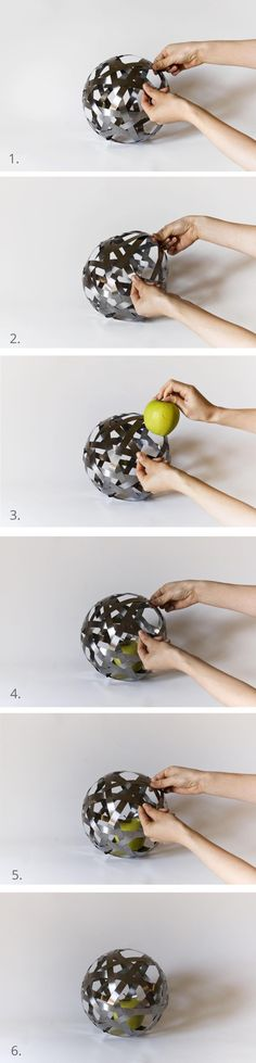 Eclipse Steel Fruit Bowls By More Than One By Sakura Adachi Made In Italy  On CrowdyHouse | More Than One | Pinterest | Shops, Steel And Fruit