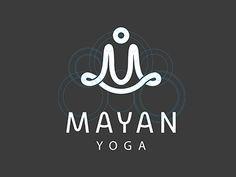 Logo work In Progress Client: Mayan Yoga Location: UK Branding Agency: Bratus Logo Sketch, Logo Branding, Branding Design, 3 Logo, Yoga Images, Yoga Logo, Studio Logo, Great Logos, Creative Logo