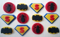 best fondant toppers on etsy!