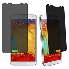 Everydaysource Compatible with Samsung Galaxy Note III N9000 Privacy Screen Filter -- Check out the image by visiting the link.
