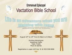 bible study invitation template