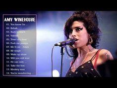 Amy Winehouse Greatest Hits Full Album Live - Best Of Amy Winehouse - YouTube
