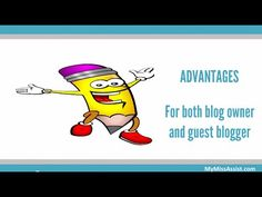 Why are Guest Blog Posts Beneficial? Guest blogging means publishing an article on someone else's website or blog. There are many advantages for both the blog owner and the guest blogger when this occurs. The following are some of these advantages.