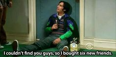 The Big Bang Theory Quote (About party gifs beers alcohol)