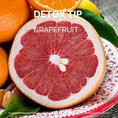 Grapefruit contains compounds that boost the production of liver detoxification enzymes! Do you love grapefruit?   www.hungryforchange.tv