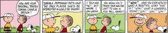 Peanuts Comic Strip  for Nov/07/2014  on GoComics.com