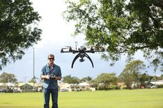 Drones Fly Into Real-Estate Photography - WSJ.com