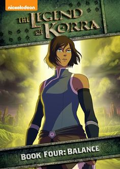 "New Age Mama: ""Legend of Korra - Book 4: Balance"" Arrives on Blu-ray and DVD on March 10, 2015"