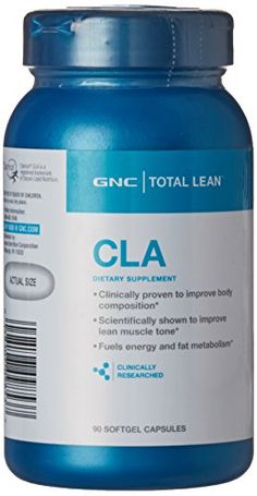 GNC Total CLA Dietary  Supplement, 90 Count ** Click image for more details.