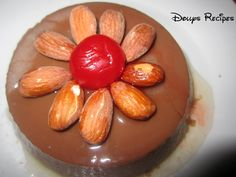 Flan de Nutella!! http://garciadollys.blogspot.com/2012/12/flan-de-nutella.html