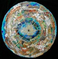 Cynthia Fisher: Creating an Abstract Mosaic – Falmouth Art Center