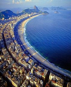 Top View Copacabana – Brazil