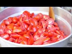 ... Recipes - Tomato on Pinterest | Sauces, Canning Tomatoes and Tomatoes