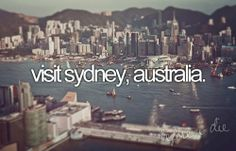 Visit  Australia with Stina