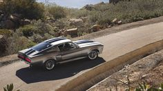 Modern classic: We drive the Fusion Luxury Motors Eleanor Mustang - https://carparse.co.uk/2016/09/05/modern-classic-we-drive-the-fusion-luxury-motors-eleanor-mustang-2/