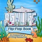 Get ready to have your students APPLY everything they learned about Sealife in this fresh and funky Flip-Flap Book!   Included in this unit is:  * ...