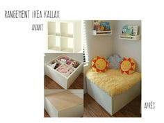 Hello hello, Aujourd'hui on se retrouve comme promis avec la seconde partie de mes IKEA HACK préférés pour une chambre d'enfant ! Un IKEA HACK c'est quoi ? Petit rappel de ce que …