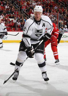 Matt Greene of the Los Angeles Kings Hockey Games, Hockey Players, La Kings Hockey, Hockey Boards, King Baby, Los Angeles Kings, Win Or Lose, Nhl, Heaven