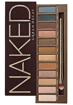 The original, which started the madness about neutral eye-shadows palette #stillloveit
