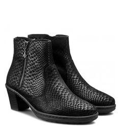 Botine Piele Elegante Cu Toc Mic Rieker Chelsea Boots, Shoes, Fashion, Moda, Zapatos, Shoes Outlet, Fashion Styles, Shoe, Footwear