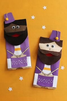 Ramadan Drummer Paper Bag Puppets 13 Super Fun Ways You Can Cele Te Ramadan With Your