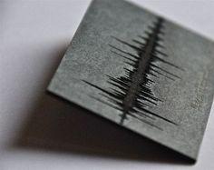 beautiful laser cut card by b type design: