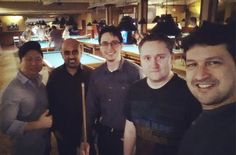 Webilize's Employee Social Outing: Yaletown Distillery, Commodore: Bowling and Pool #webilizelife #companyevent #teambuilding #website #webdevelopment #softwaredevelopment #softwareengineer #appdevelopment #apps #ios #android #erp #saas #business #ecommerce #webilize #vancouver #britishcolumbia #canada