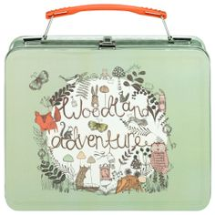 woodland carry case from Paperchase