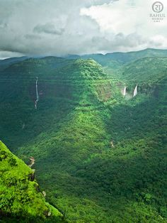 Western Ghats mountain range along the western side of India.  One of the world's eight 'hottest hotspots' of biological diversity. (UNESCO World Heritage Site)
