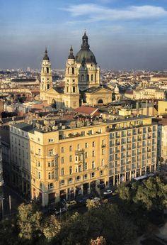 Budapest - Bazilika svatého Štěpána