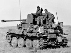 Panzerjager Marder - tank destroyer