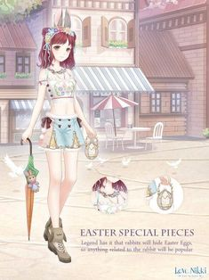 Love Nikki-Dress UP Queen. Come to play Love Nikki, a dressing up. Anime Girl Pink, Kawaii Anime Girl, Pink Girl, Anime Outfits, Girl Outfits, Nikki Love, Queen Outfit, Full Body Costumes, Female Character Design